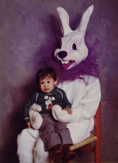 #Scary #Easter #bunny #photos and Images - What will happen when the #adorable #Bunny who brings gifts and happiness turns into a scary bunny? How will the children react seeing to scary Easter bunny photos and images? We will be answering and discussing about all these points in this upcoming article.