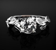 Flower-Solitaire-Engagement-amp-Anniverysary-Ring-2Ct-Round-CZ-925-Sterling-Silver