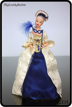 1999 Secret Of The Three Teardrops by My lovely Barbie