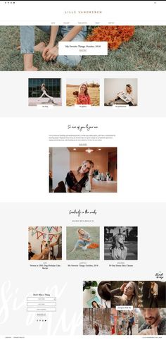 Shop — Station Seven: Squarespace Templates, WordPress Themes, and Free Resources for Creative Entrepreneurs Simple Web Design, Minimal Web Design, Modern Web Design, Design Web, Graphic Design, Minimalist Wordpress Themes, Website Design Inspiration, Design Ideas, Portfolio Website Design