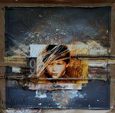 "Kasha Gray's -Life's Treasures: ""9"" - CANVAS CORP BRANDS"