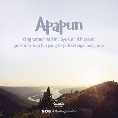 Credit : in pict by @ Islamic Love Quotes, Islamic Inspirational Quotes, Muslim Quotes, Religious Quotes, Reminder Quotes, Self Reminder, Words Quotes, Me Quotes, Allah Quotes