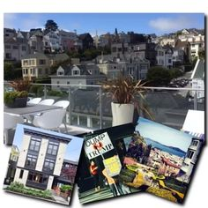 A $22 million mansion, priceless views, and two dudes with something to say thrown in for good measure! All in a day's living in quirky San Francisco! . #Mansion #View #Priceless #BillionairesRow #Quirky #SF #SanFrancisco #PacificHeights #Realtor #Luxury #RealEstate #EddieVedder #PearlJam #DreamALittleDream #DumpTrump #ColdwellBanker