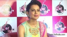 Singles can also be happy on Valentine's Day, says Kangna Ranaut