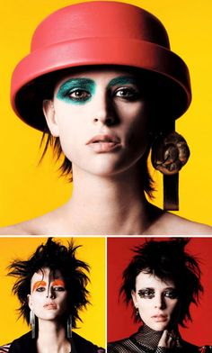Milou Van Groesen by Jan Welters for Vogue Netherlands September 2016