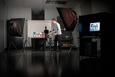 10 ways to create your own photo studio at home
