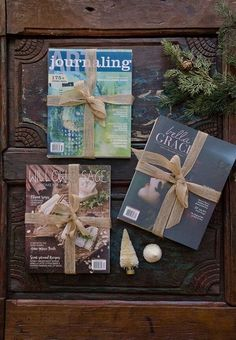 We're giving away 20 subscriptions to your favorite Stampington magazines! That's free inspiration for an entire year! Arts And Crafts, Paper Crafts, Diy Crafts, Free Magazine Subscriptions, Art Journal Techniques, Altered Couture, Inspirational Books, Art Journaling, Exhibit