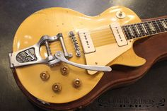 1956 Gibson Les Paul Standard Factory Bigsby