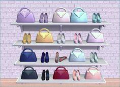 Bridal Shop Recolors - Shoes and Purses