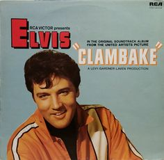 Clambake (Re-issue)