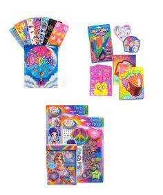 Lisa Frank Stickers #toys #nostalgic #past