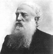 Henry Steel Olcott - 1832 - 1907co-founder of the modern theosophical society,along with Madame Blavatsky