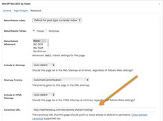 #WordPress Canonical Tag How to Use Rel=Canonical For Content Syndication and #SEO
