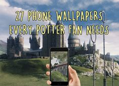 27 Lock Screen Photos For Every Harry Potter Fan