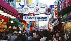 Tokyo Travel: Ameyoko