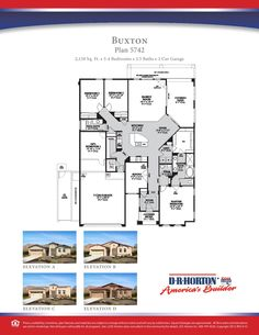 Dr Horton Mckenzie Floor Plan Google Search My Next House Pinterest Floor Plans