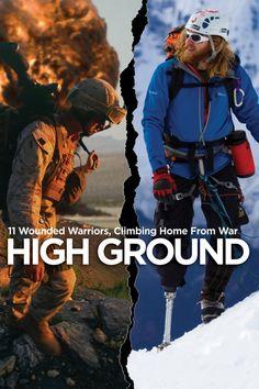 High Ground Poster Artwork - Steve Baskis, Chad Butrick, Ashley Crandall - http://www.movie-poster-artwork-finder.com/high-ground-poster-artwork-steve-baskis-chad-butrick-ashley-crandall/