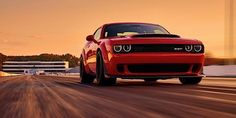As long as you aren't too good, you can take your stock Demon to the drag strip