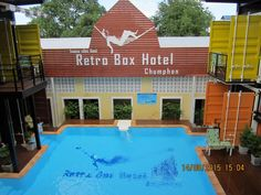 Chumphon Retro Box Hotel Thailand, Asia Located in Muang Chumphon, Retro Box Hotel is a perfect starting point from which to explore Chumphon. The hotel offers guests a range of services and amenities designed to provide comfort and convenience. Facilities like free Wi-Fi in all rooms, daily housekeeping, taxi service, ticket service, 24-hour security are readily available for you to enjoy. Guestrooms are designed to provide an optimal level of comfort with welcoming decor and...
