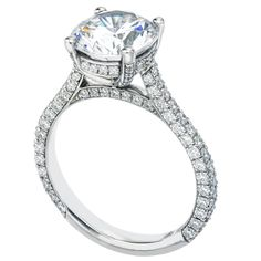 Mark Patterson Engagement Rings   WR970PD   California