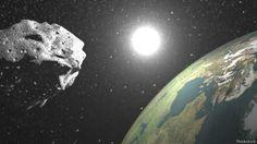 OVNI Hoje!…Empresas querem transformar asteroides em 'postos de combustível' - OVNI Hoje!...