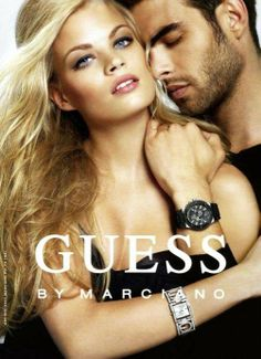 Passionate Accessories Ads - Sizzling Guess Accessories & Watches Fall & Spring 09 Campaigns (GALLERY)