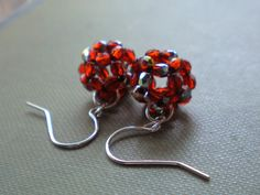 Everyday Simple Dodecahedron Earrings
