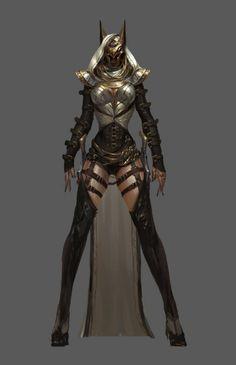 Female Character
