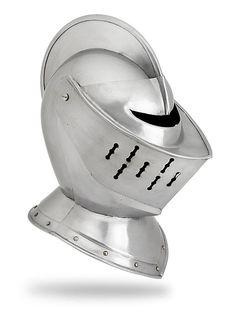 Metal Helmet Armor