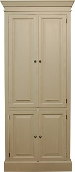 edwardian style four door bookcase cupboard Edwardian Style, Edwardian Fashion, Painting Bookcase, Door Panels, Hand Painted Furniture, Reno, Adjustable Shelving, Cupboard, Alcove