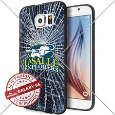 NEW La Salle Logo NCAA #1234 Samsung Galaxy S6 Black Case Smartphone Case Cover Collector TPU Rubber original by WADE CASE [Break] WADE CASE http://www.amazon.com/dp/B017KVOXJA/ref=cm_sw_r_pi_dp_G7rywb1EFRY8R