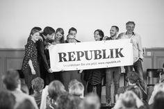 Die Crew stellt sich vor —jetzt unser Crowdfunding unterstützen. Swiss Switzerland, Alternative News, Bern, Switzerland