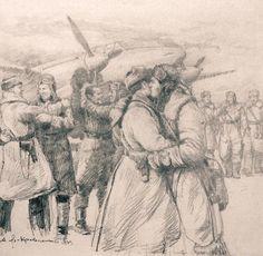 Яр-Кравченко Анатолий. Прорыв блокады.