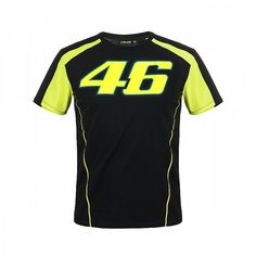 2018 Yamaha Team T-Shirt. Rossi and Yamaha front, back and arm logos. Valentino Rossi, Team T Shirts, Tee Shirts, Tees, Vr46, Motogp, Racing, Bike, Fashion Clothes