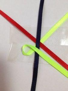 ハワイアンリボンレイ ヘキサグラムレシピ - アラフォーおばちゃんの憂さ晴らし Ribbon Lei, Diy Ribbon, Ribbon Crafts, Box Braids Tutorial, Diy And Crafts, Crafts For Kids, Graduation Leis, Ribbon Flower Tutorial, Fabric Garland