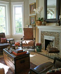 A perfect living room.
