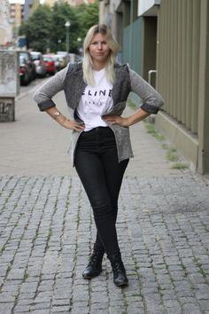 Celine Paris meets Promod