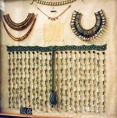 Ancient Beadwork | archaeological beadwork analysis & bead studies | Belts & aprons