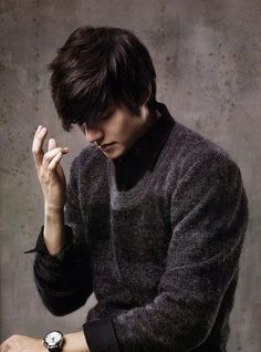 Lee Min Ho's Hands
