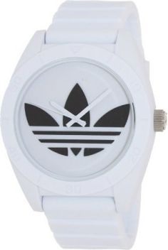 Relógio Adidas Originals Santiago XL - White Men's watch #ADH2823 #Relogio #Adidas