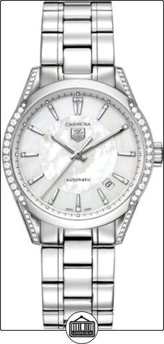 TAG Heuer WV2212.BA0798 - Reloj , correa de acero inoxidable  ✿ Relojes para mujer - (Lujo) ✿