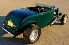 Robert Kenney 1932 Ford Roadster by SO-CAL Speed Shop in Pomona CA . Click to view more photos and mod info.