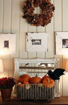 24 Ideen für Herbstdeko zum Selberbasteln bereichern das Interieur