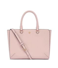 Valentine's Gifts: Tory Burch Robinson Small Zip Tote