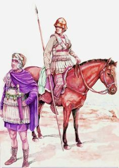 Alexander the Great and Companion Calvary