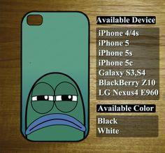 spongebob squarepant case  for iphone 4/4s iphone 5 by miningcase, $13.45