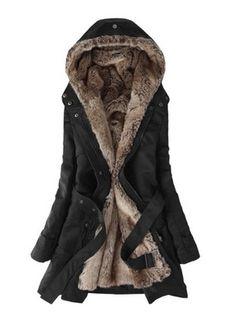 Long Sections Coat