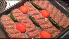 How to make Kabab Koobideh at home (in oven) طرز پخت کباب کوبیده در فر خانه