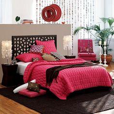 Colorful Teenage Girls Bedroom Interiors