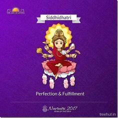 Siddhidhatri, Ninth Form of Nav Durga , Navratri, The Art of Living